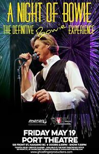 A NIGHT OF BOWIE: THE DEFINITIVE BOWIE EXPERIENCE