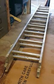 Ladder for sale - double