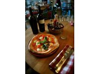 Neapolitan Pizza Chef / Pizzaiolo for Shoreditch and East Finchley Pizzerias - Immediate Start