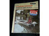 Evinrude/Johnson Outboard workshop manual