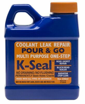 K-Seal - Permanent Coolant Leak Repair Head Gaskets Radiators Cooling Systems