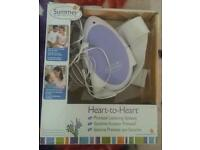 Heart to heart prental listening system - Summer baby heart monitor