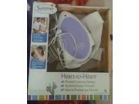 Heart to heart prental listening system - Summer baby heart monitor