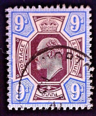 CatalinaStamps: Great Britain Stamp #136 Used, SCV=$70, #A-2