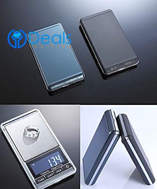 Portable Electronic Balance GRAM Pocket Digital Weighing 100