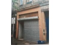 SHOP/STORAGE/OFFICE FOR RENT