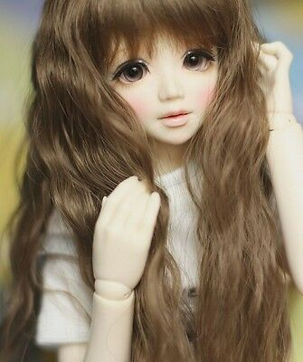 1/4 BJD Doll SD doll Girl Unoa lusis -Free Face Make UP+Eyes