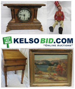 KELSOBID Rarities and Fine Antiques Estate Online Auction