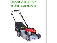 Masport mower
