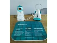 Angelcare baby monitor with motion sensor