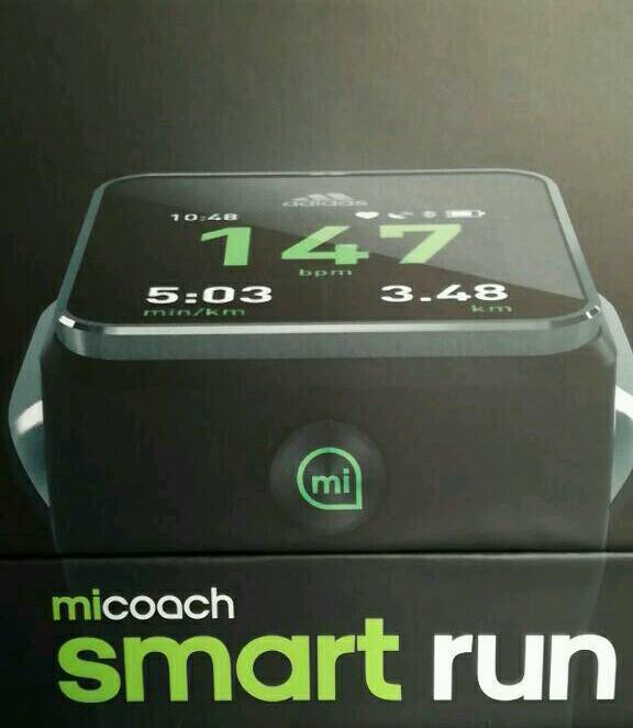 Adidas Fitness Watch (With Heart Rate Sensorin Bolton, ManchesterGumtree - This pristine condition ( brand new) Adidas Fitness Watch, is an unwanted christmas gift (already have a similar watch, therefore selling this one) is un opened and un used. Adidas micoach Smart Run watch, comes equipped as standard with Integrated...