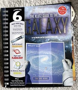 NEW - The Klutz Guide to the Galaxy