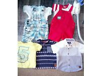 Boys clothing bundle up to 3 months