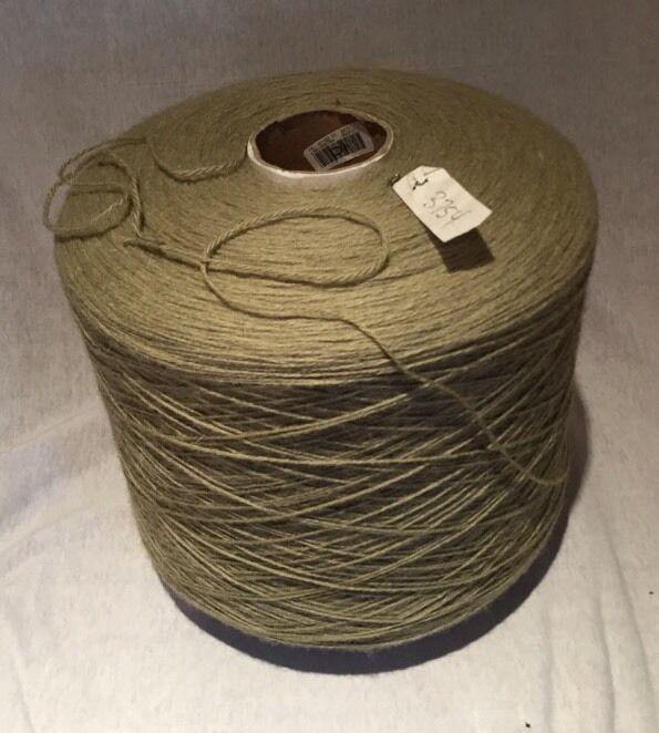 Spool of Southern Yarn Dyers Wool Yarn