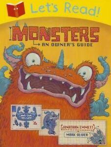 Monsters: An Owner's Guide by Jonathan Emmett (Paperback, 2014)