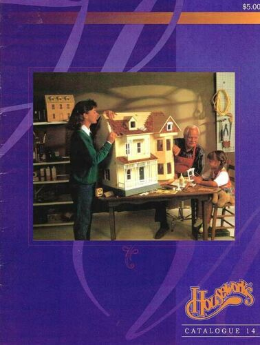 1993 Houseworks Dollhouse Supply Catalogue #14