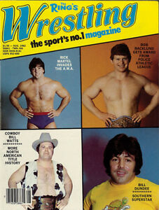 RINGS-Wrestling-August-1982-Rick-Martel-Bill-Watts-Bob-Backlund-AWA-NWA-WWF