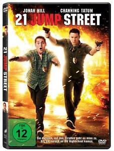 Blu-Ray-21-Jump-Street-2012-Channing-Tatum-Englische-Sprachausgabe