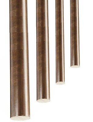 642 Aluminum Silicon Bronze Rod 34 Dia. X 3 Foot Length 1 Pc
