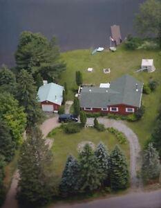 Lakefront cottage for sale!