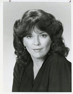 Linda Ellerbee Portrait Nbc News Overnight Original 1982 Nbc Tv Photo