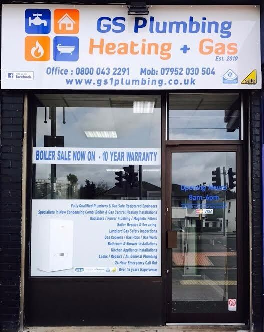 GAS SAFE PLUMBER - EXCELLENT RATES!! - EXCELLENT REPUTATION & QUALITY OF WORK - CALL NOW !!