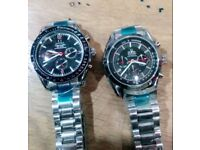 Omega watch x 2