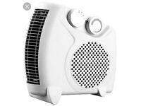 x2 Electric Fan Heater