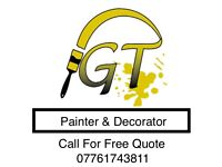 Painting And Decorating Service In Wolverhampton West Midlands