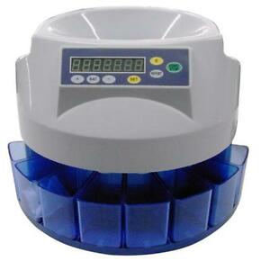 Automatic Coin Sorter Money Handling Counting Ebay