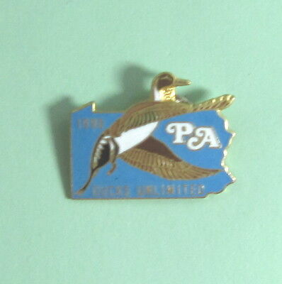 Pins & Patches - Ducks Unlimited Pinback