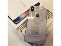 iPhone X 64gb sim free - factory unlocked