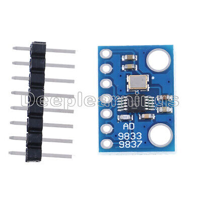 Ad9833 Programmable Microprocessors Sine Square Wave Dds Signal Generator Module
