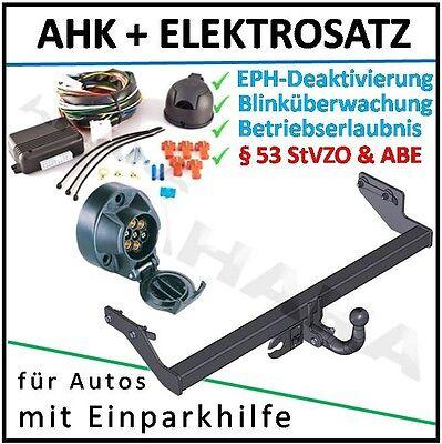 ELEKTROSATZ E-SATZ 13-polig für ANHÄNGERKUPPLUNG AHK Für Mercedes-BENZ W 168
