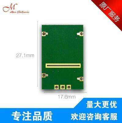 Usa Mdu2000 Mini Doppler Radar X-band Motion Detector Module 10ghz Microwave