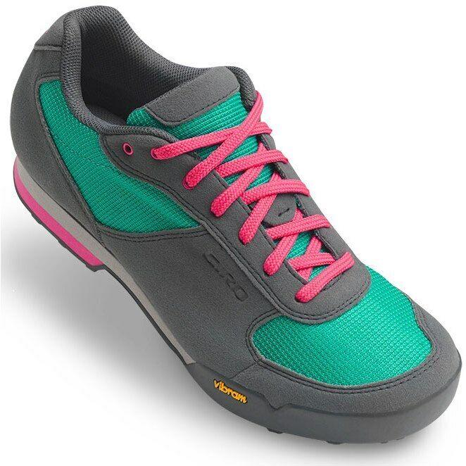 Giro Petra VR - MTB Schuhe Damen Gr 36 turquoise/bright pink NEU