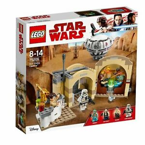 Lego Star Wars Mos Eisley Cantina #75205 Set ONLY!