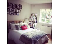 Big and sunny double bedroom in East Finchley/Hampstead Garden Suburb