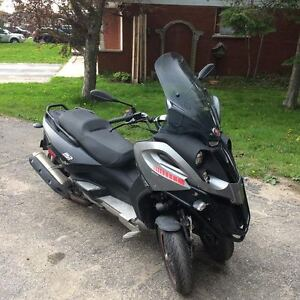 2009 Piaggio 500 Certified PRICE REDUCED
