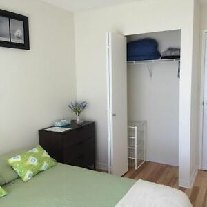One furnished bedroom available in Yaletown w/ amazing view!!!