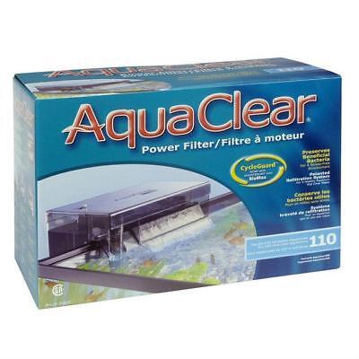Fluval Aquaclear 110 Aquarium Power Filter 60-110 Gal - Hang