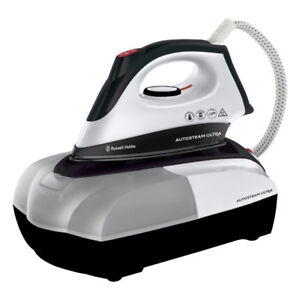 Russell Hobbs 22191 2400W Autosteam Ultra Steam Generator In White - Brand New