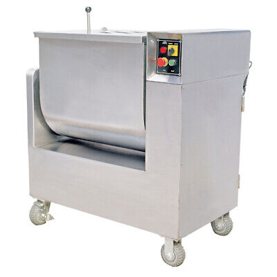 300lbs. Commercial Quality Meat Mixer - Stainless - New