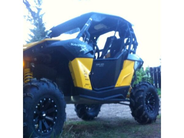 Used 2013 BRP Can Am Maverick Xrs
