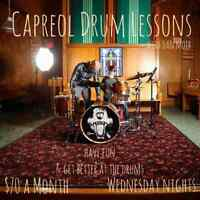 Capreol Drum Lessons (Wednesday Nights)