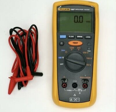 Fluke 1503 Insulation Resistance Metertester