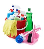 EXPERIENCED CLEANERS REQUIRED $14 per hr