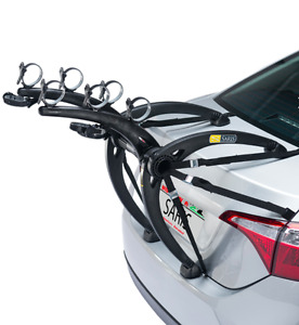 Saris Bones 3 Bike Rack that fits onto trunk
