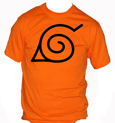Fm10 T-Shirt Herren Naruto Waffen Cartoon & Comic