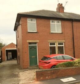3 Bedrooms, 1 Bathroom, Semi-Detached House WF5 Ossett